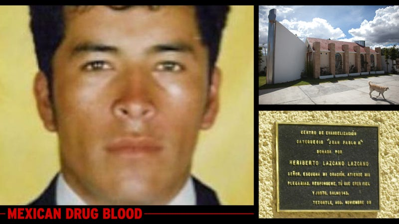 The Making and the Murder of a Mexican Cartel Kingpin