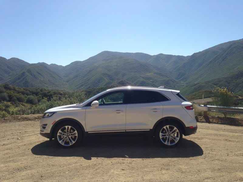2015 Lincoln MKC First Drive: It's Surprisingly Not Bad