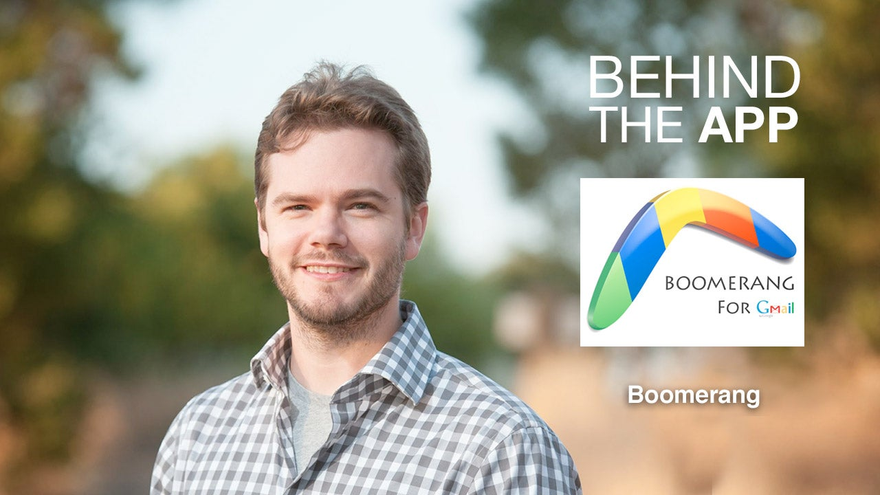 Behind the App: The Story of Boomerang