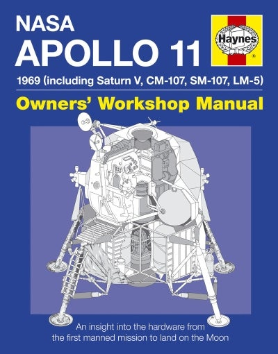 Finally, A Service Manual For The Apollo Mission