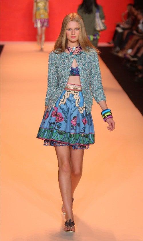 Fashion Show: Anna Sui