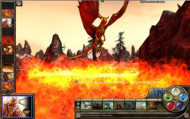 Magic The Gathering Tactics Adds Depth To Classic Strategy Game