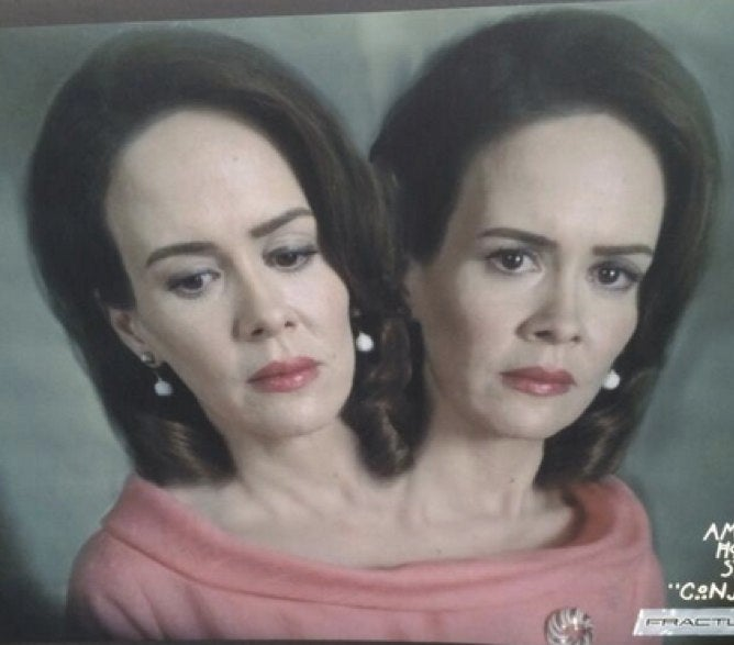 Oh My God, This Is Sarah Paulson's Character For American Horror Story