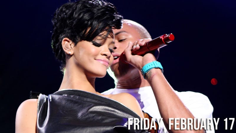 The Awful Truth: Rihanna and Chris Brown Are Making Music Together