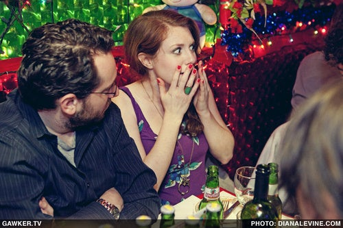 Photos: Gawker.TV's Bright and Boisterous Dinner at Panna II