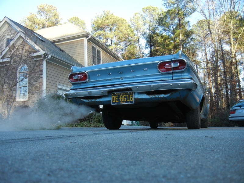 Does anyone here want a 1965 Dodge Dart /6?