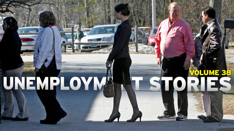Unemployment Stories, Vol. 38: 'You Think It Can't Happen to You?'