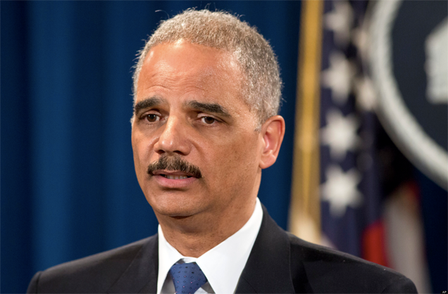 "No, Eric Holder Didn't Pay Gangs to ""Start Riots"" in Ferguson"