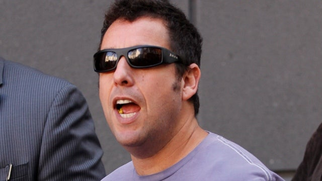 Adam Sandler Hits Exciting New Low