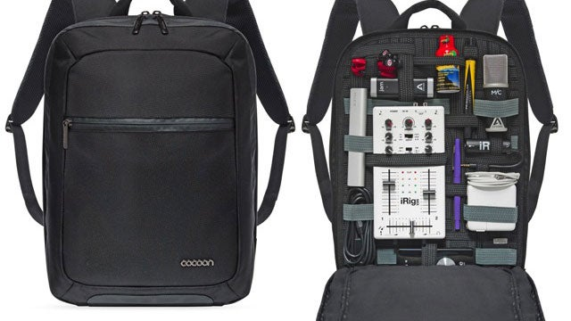 GRID-IT Backpack Combines Versatile Storage with a Great Bag