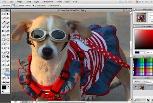 Five Best Online Image Editors