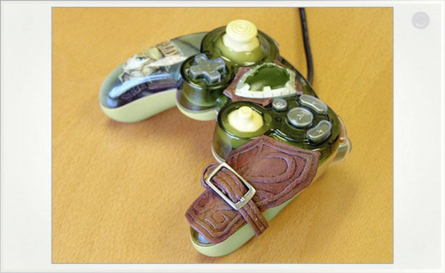 The Bizarre Legend of Zelda Controller We'll Never Play With