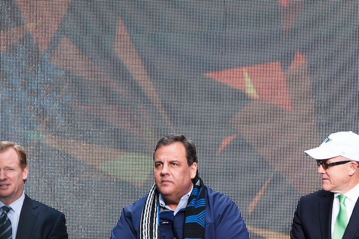 Chris Christie is Losing the People
