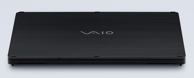 Don't Call It Sony: This Is VAIO's New Prototype Tablet PC