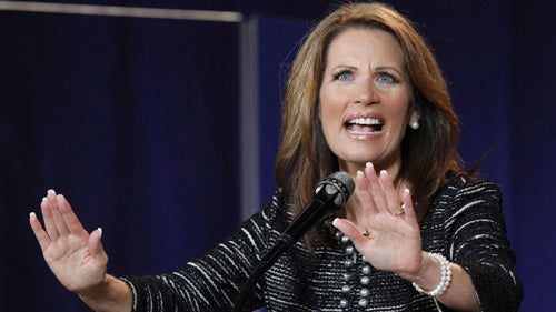 Michele Bachmann's Campaign Has Like Five Cents Left