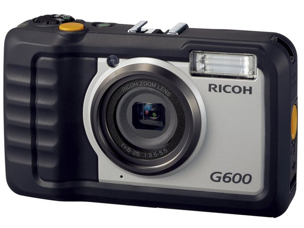 Ricoh G600 Is Both Rugged and Fugged