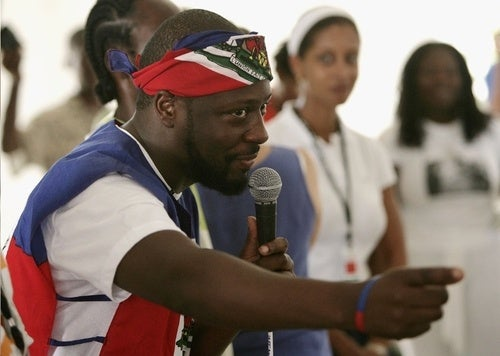 Report: Wyclef Bought Lion-Festooned Carnival Float With Charity Money