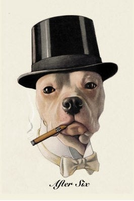 Top hat-sporting dog aristocrats get their own terrifying film
