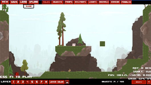 Super Meat World Delivers Meaty Level Editor to Super Meat Boy Gamers