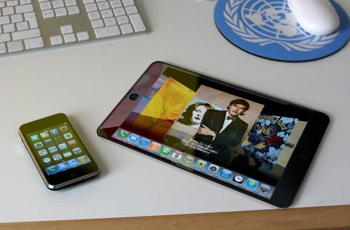 "Rumor: Apple's Tablet Is an ""iPhone on Steroids"""
