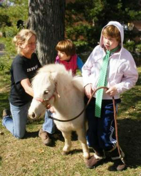 Ohio Town Removes Service Mini-Horse of Girl with Disabilities
