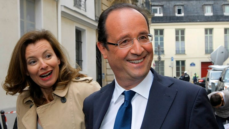 Meet the New King and Queen of France