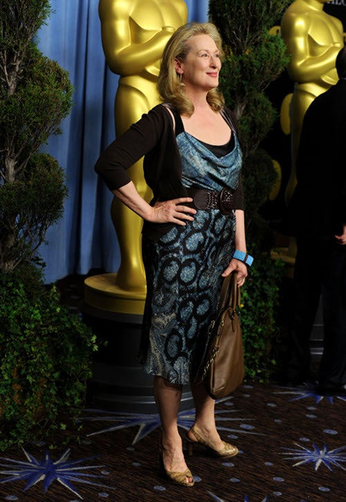 And So It Begins: Oscar Nominee Luncheon Puts Stars On Trial