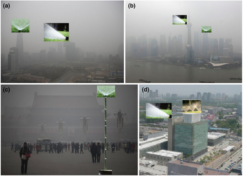 China Could Wash Away Smog With Artificial Rain Storms From Skyscrapers