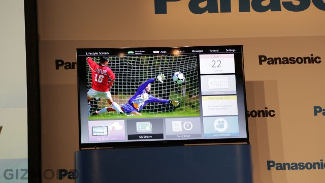 Panasonic Life+Screen Smart TV: Can A Smart TV Actually Be Useful?