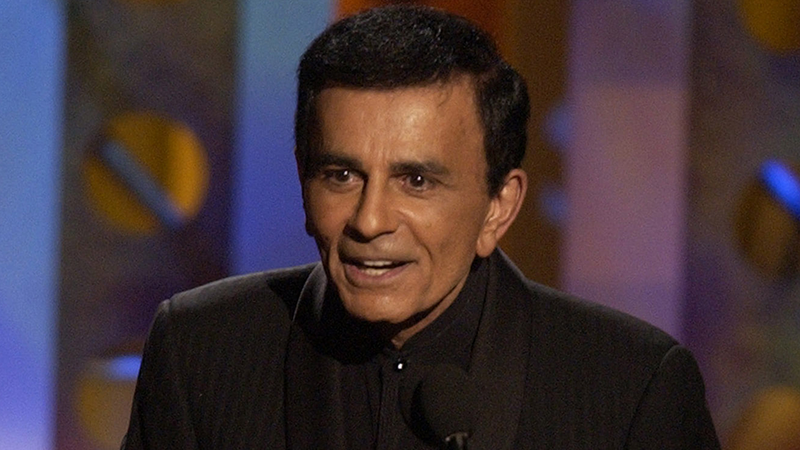 Casey Kasem, Cartoon And Radio Legend, Dead At 82