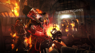 The Week In Games: More <i>Wolfenstein </i>And Gravy