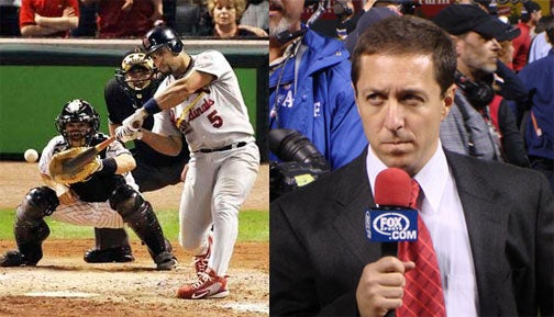 Would Ken Rosenthal Like To Yell At Jerry Crowe Now?