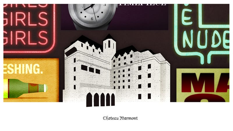 The Chateau Marmont Was Designed to Keep Secrets