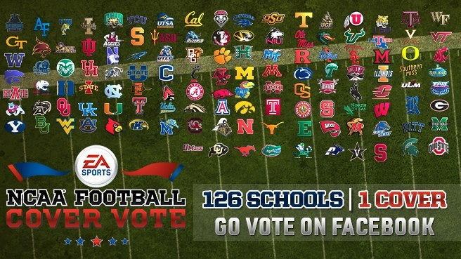 On Further Review, Notre Dame Leads the Voting for NCAA Football 14's Cover