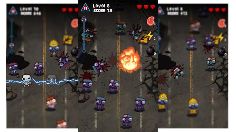This Week's Android Charts: A Touching Story About Zombies