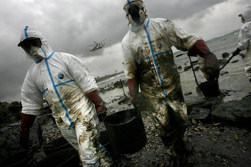 Barack Obama Is Addicted to Offshore Oil