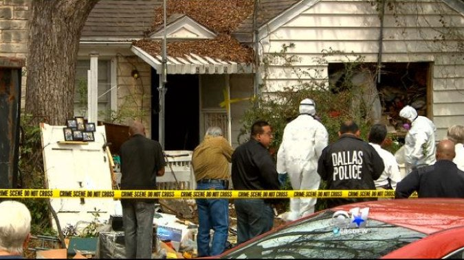 """Hoarder Found Dead Under """"Wall of Trash"""" After 2-Day Search"""