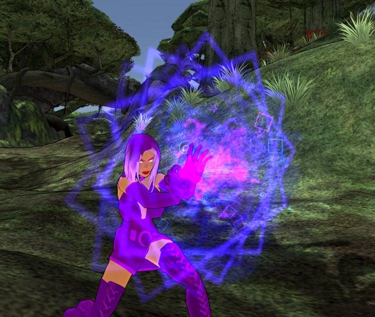Champions Online: Superheroes vs. Westworld?