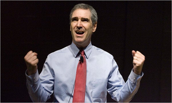 Is Michael Ignatieff Canada's Barack Obama?