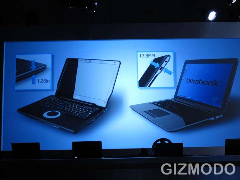Intel's Ultrabook Army Enlists Some Hardcore Features: Touch Display, Siri-Like Voice Powers, and Gesture Commands