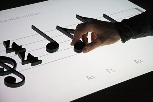 The Noteput: If Beethoven Designed the Microsoft Surface