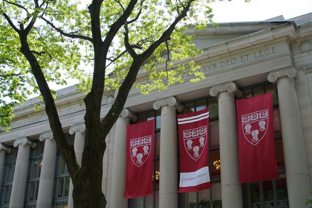 Harvard Law Revises Sexual Assault Policy to Settle Federal Charges