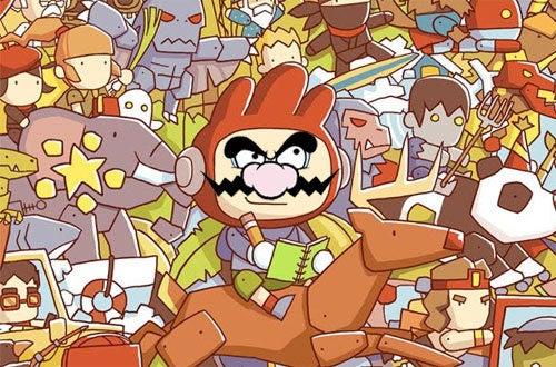 Smash Bros., Metroid, Scribblenauts Creators Making Free WarioWare Microgames