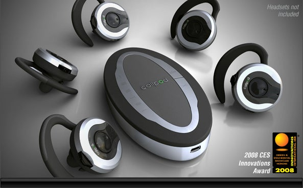 Callpod Phoenix Provides Bluetooth Conferencing With Headsets