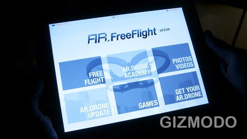 Ar.Drone 2.0: The Best Flying Toy Just Got Better