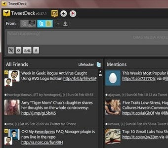 Best Social Media Manager: TweetDeck
