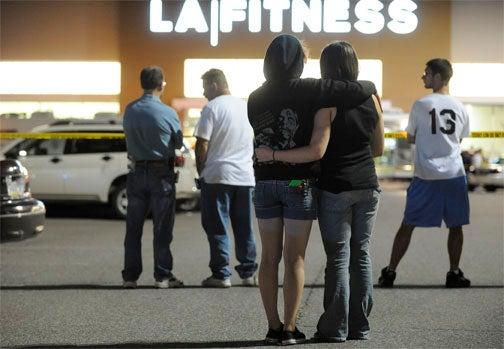 Gunman Murders Gym-Going Women; Misogynists Approve