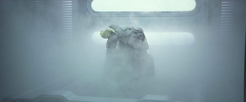 Shot-for-shot breakdown of all the new alien monsters in Ridley Scott's Prometheus!
