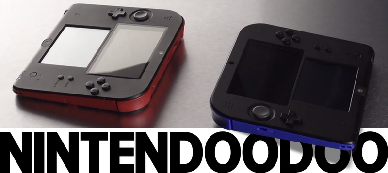 Awkward: Nintendo's new portable console doesn't fold