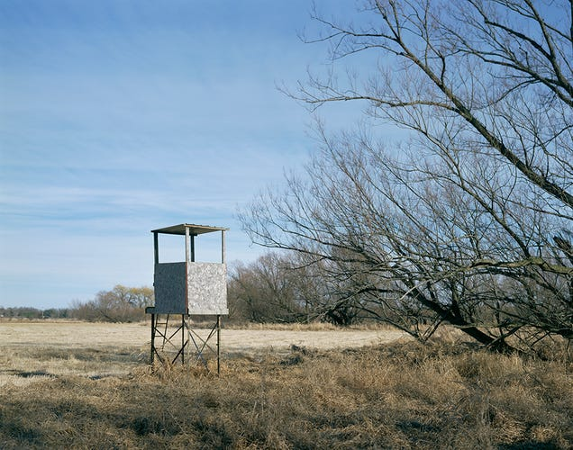 Deer Stand and Deliver: The Hunting Blinds of the Midwest